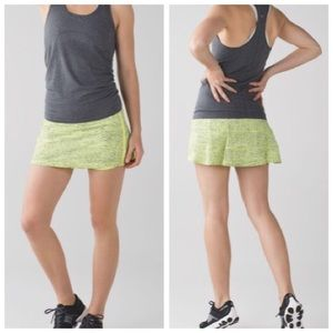 Lululemon Pace Rival Skirt II *4-way Stretch